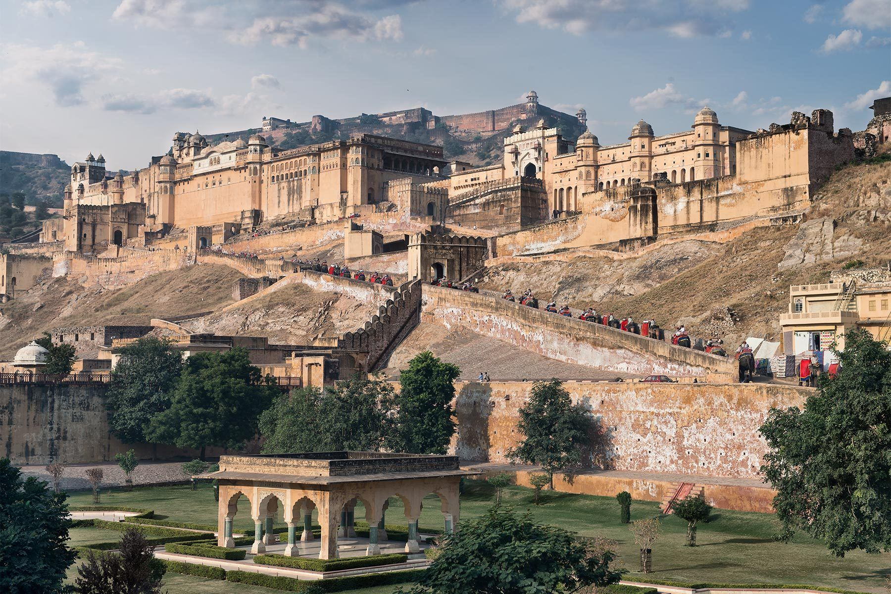 Rajasthan Tour - A Destination of Countless Attractions